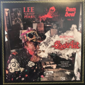 Lee 'Scratch' Perry - Disco Devil Vol. 3: Burning The Black Ark (Black Art / Studio 16) LP
